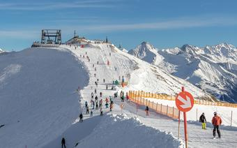 Narty Austria - DOLINA ZILLERTAL