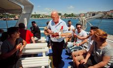 Wycieczka promem po Stambule