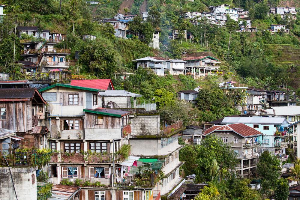 Filipiny - Banaue