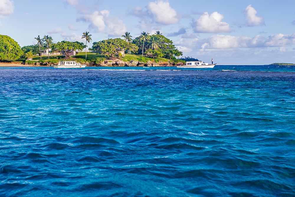 Wyspy Pacyfiku: w drodze na Vava'u