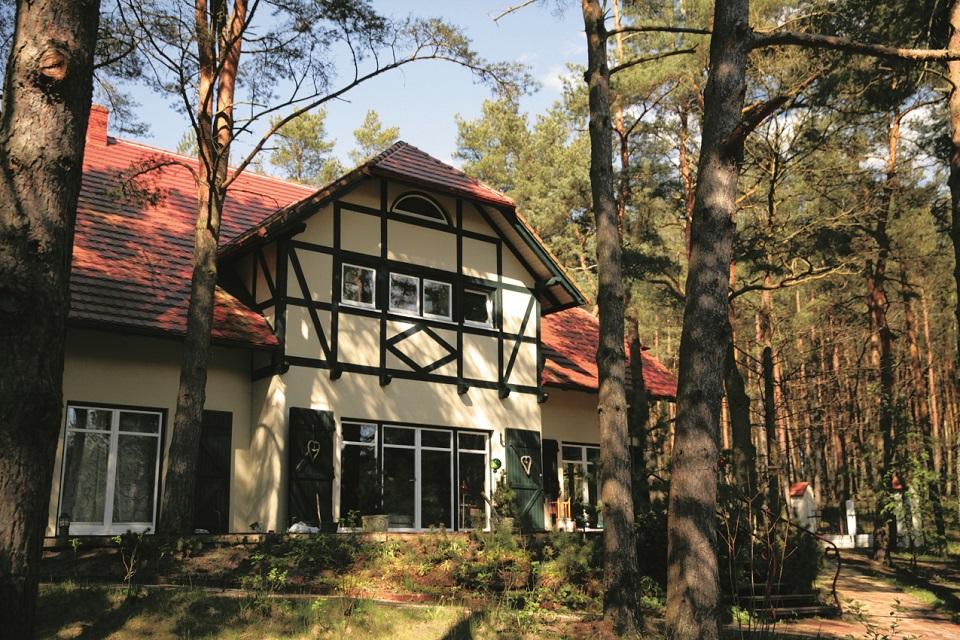 Pensjonat Kalmus w Smołdzińskim Lesie